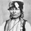 Kiowa Apache Indian chief named Woman's Heart