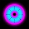 Радиально поляризованный свет впоперечной плоскости