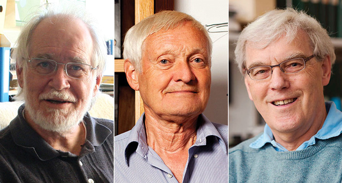 Лауреаты Нобелевской премии по химии 2017 года