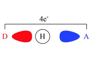 Трехцентровая четырехэлектронная связь